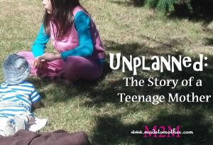 Unplanned Motherhood: Day 3 – Ana's Story