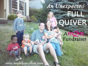 An Unexpected, Full Quiver – Katie's Story