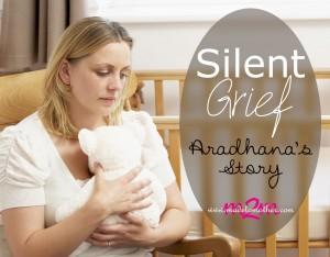 Aradhana-Silent-Grief