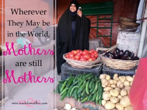 Wherever They Are in the World, Mothers Are Still Mothers – Jessica's Story