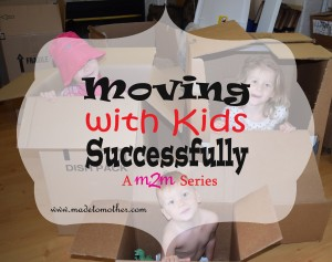 Moving with Three Kids…Successfully, Part Three: A Journey with Negotiations, Paperwork and Boxes