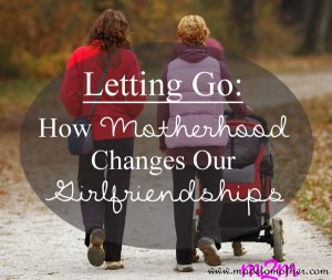 How Motherhood Changes Our Girlfriendships – Contributor Post for Portland Moms Blog