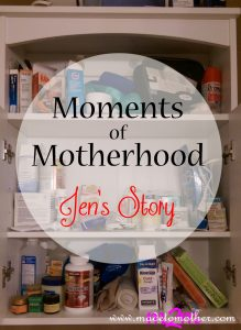 Making Max: Overcoming Obstacles and the Moments of Motherhood – Jen's Story