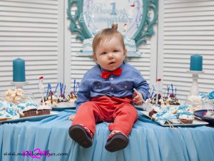 Memorable Party Ideas For Baby's First Birthday – Guest Post by Riya