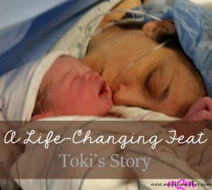 A Life-Changing Feat – Toki's Story