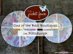 Picket Fence: One of the Best Baby Stores in Pittsburgh {$50 Gift Card GIVEAWAY}